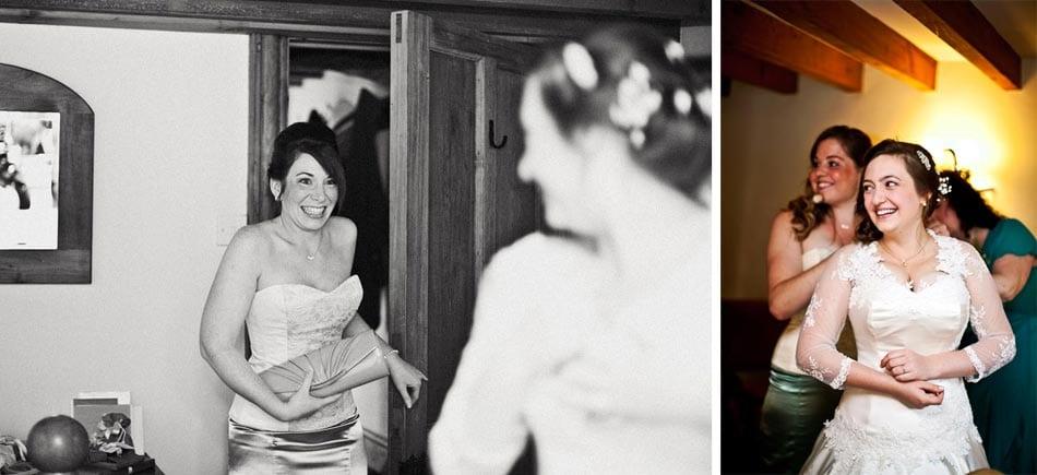 Vintage Wedding Photography Derbyshire