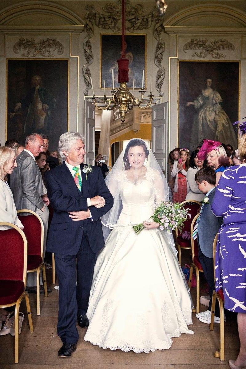 Wedding Photography Sudbury Hall