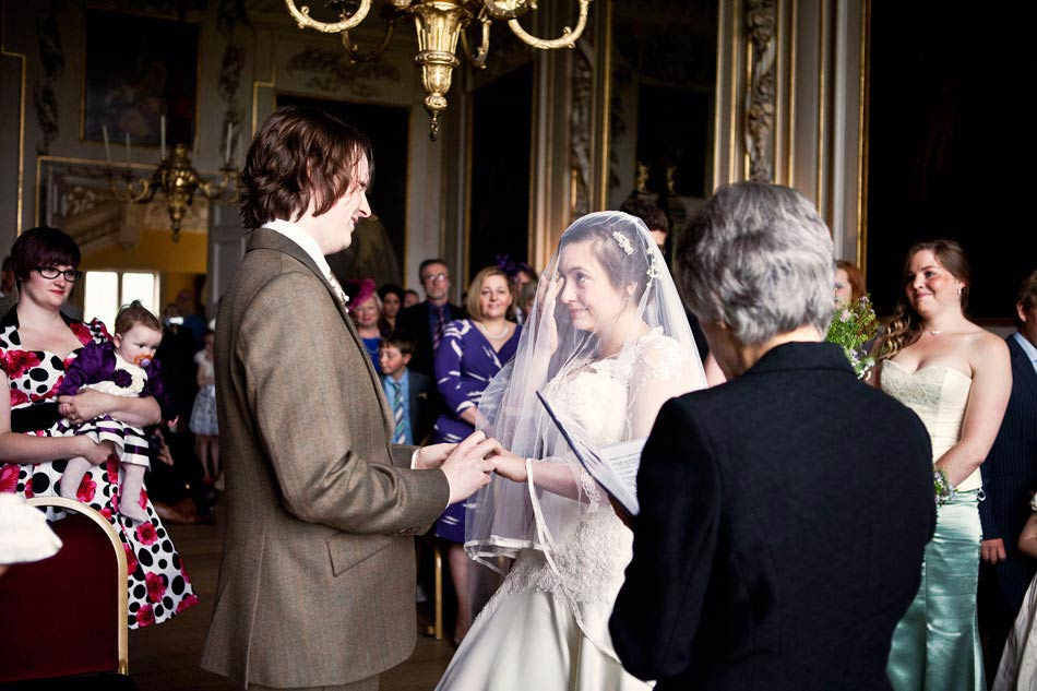 Wedding Ceremony Sudbury Hall