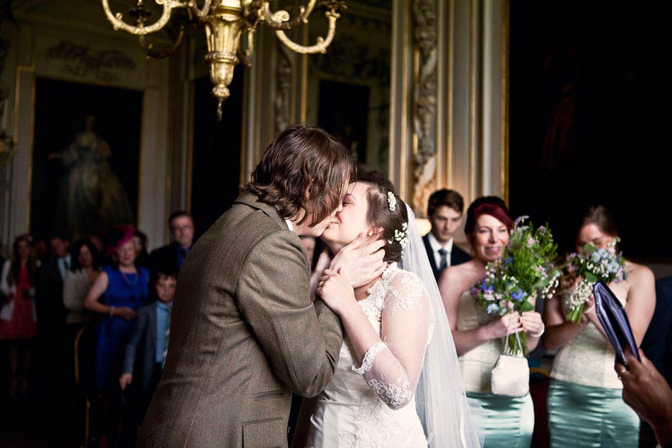 Sudbury Hall Wedding Ceremony