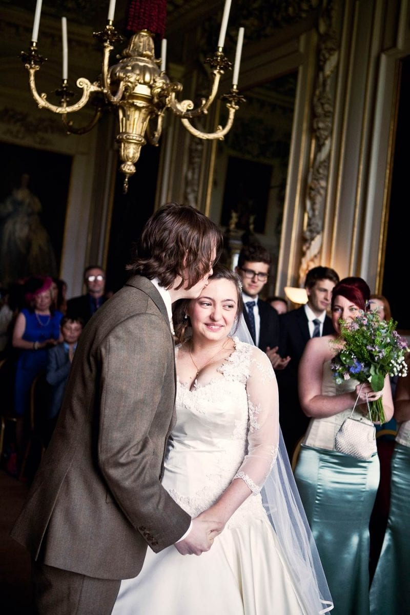 Wedding Photography Sudbury Hall Derbyshire