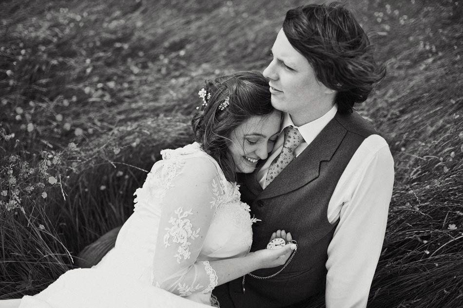 Vintage Wedding Photography Peaks