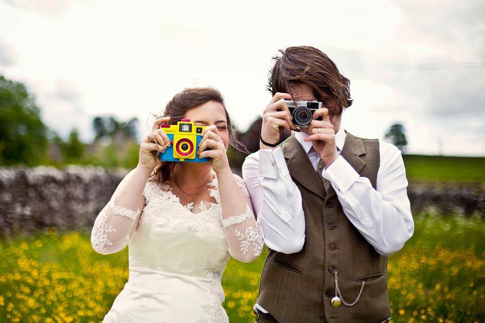 Vintage Wedding Photographyer Peaks