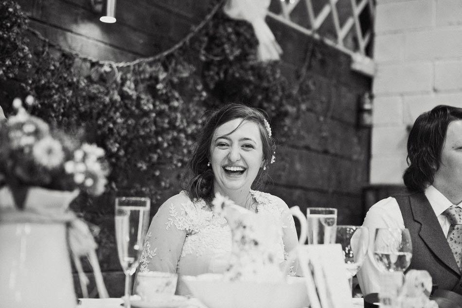 Derbyshire Informal Wedding Photographer