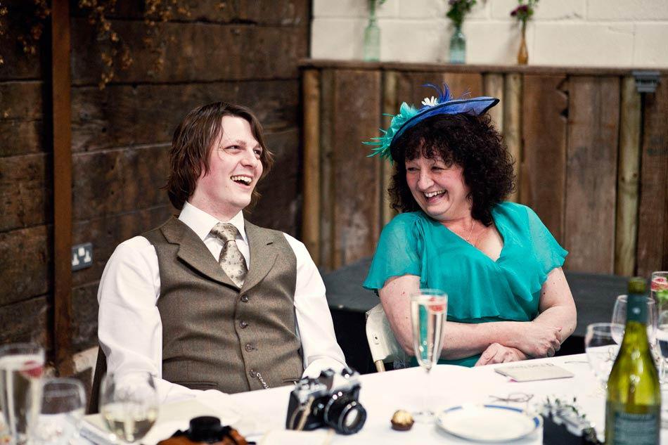 Derbyshire Informal Wedding Photography