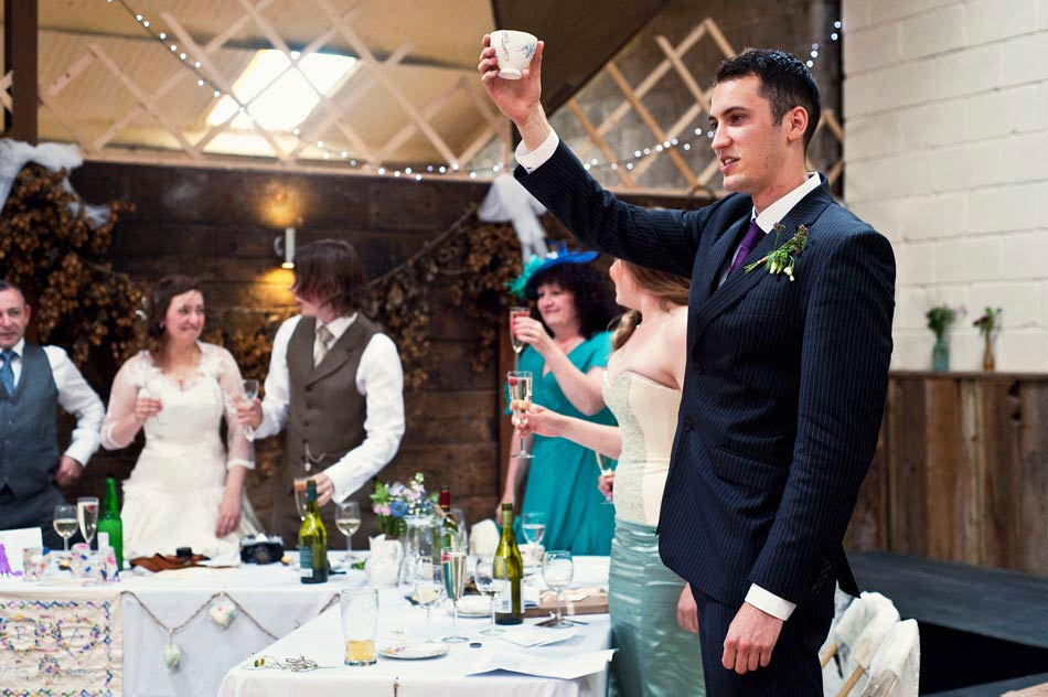 Peak District Informal Wedding Photography