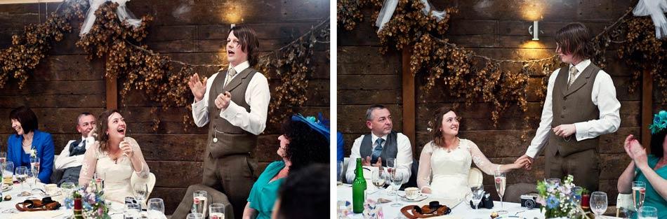 Peak District Fun Wedding Photographer