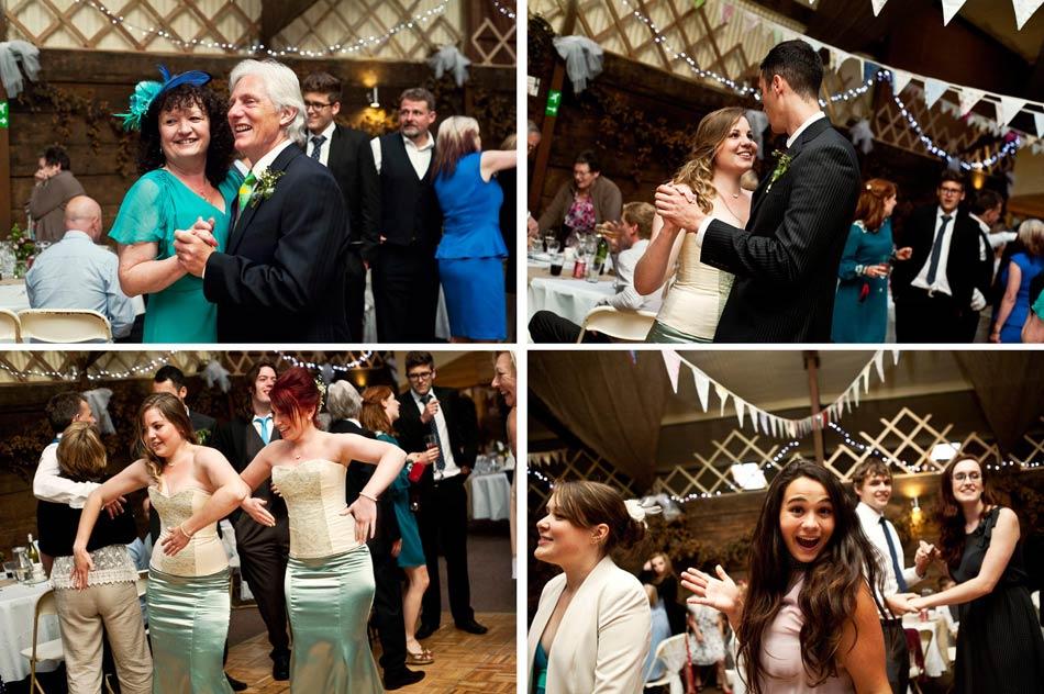 Fun Wedding Photographer Derbyshire