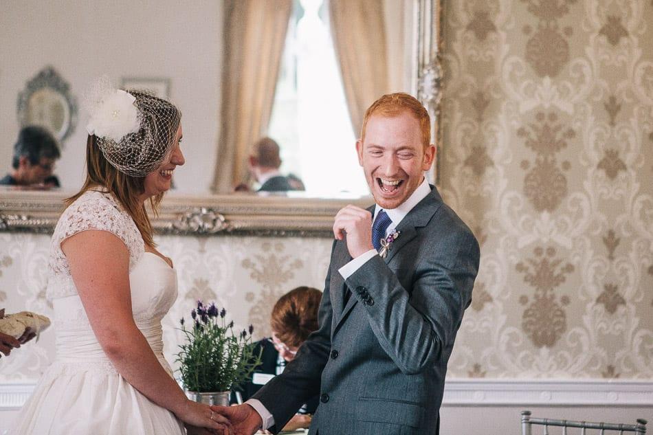 Wedding Photographer Somerford Hall