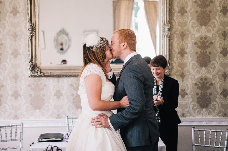 Wedding at Somerford Hall