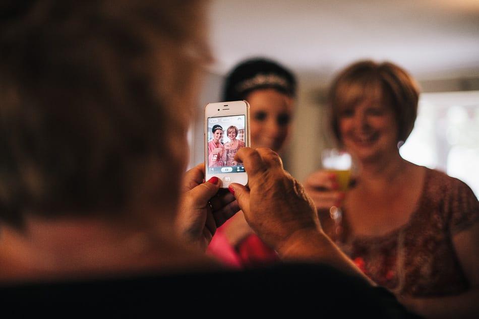 Creative Wedding Photographer Wilmslow