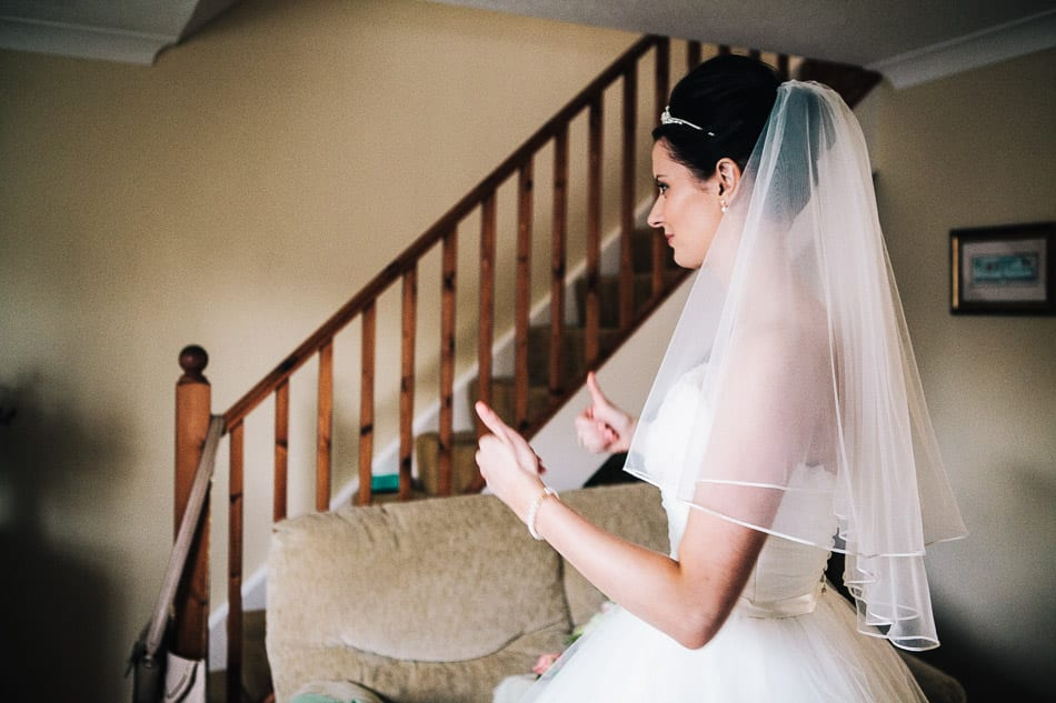 Creative Wedding Photographer Prestbury