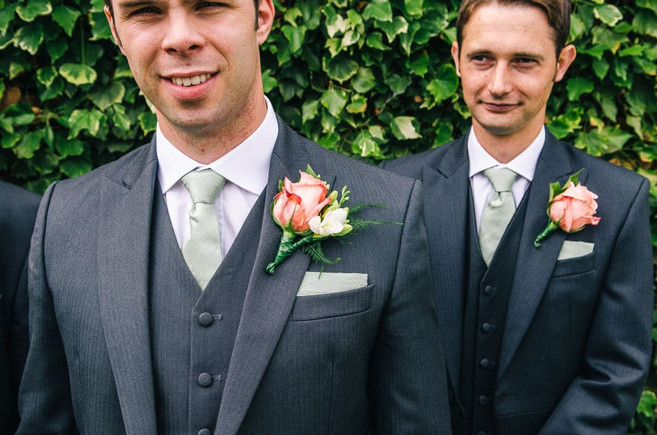 Hilltop Country House Wedding