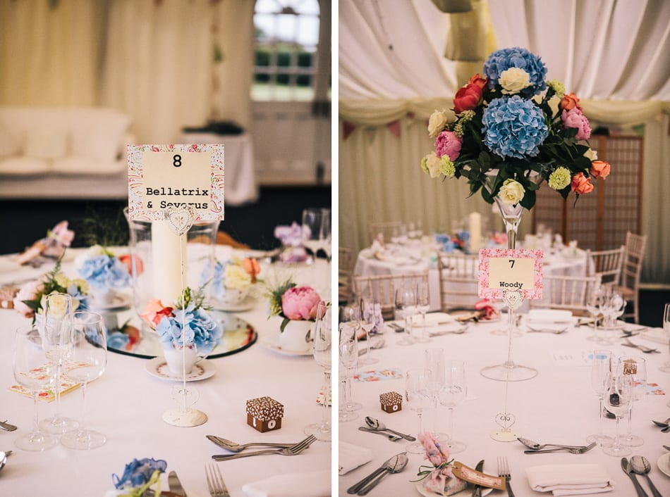 Marquee at Hilltop Country House