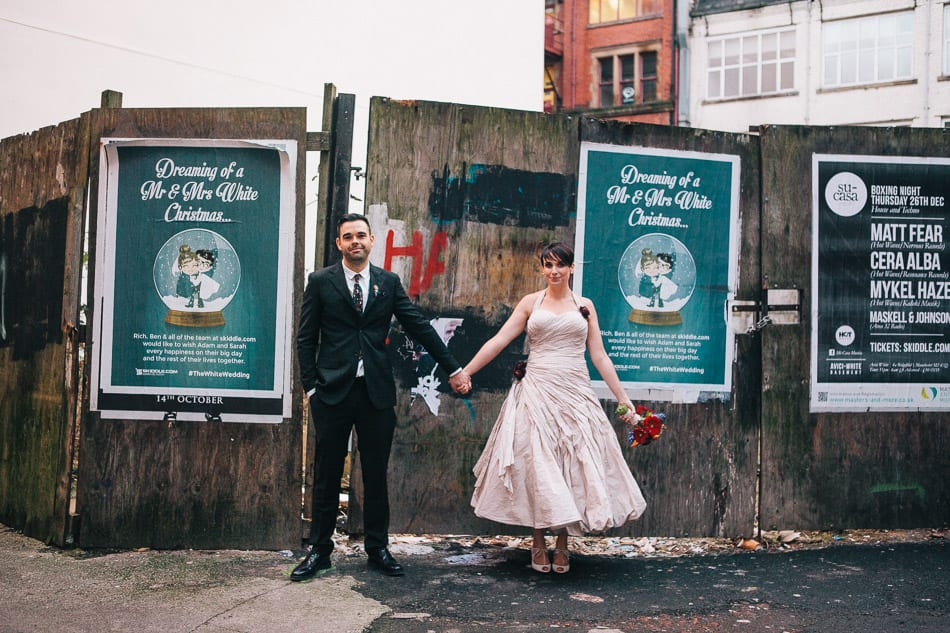 Wedding Photographer Northern Quarter