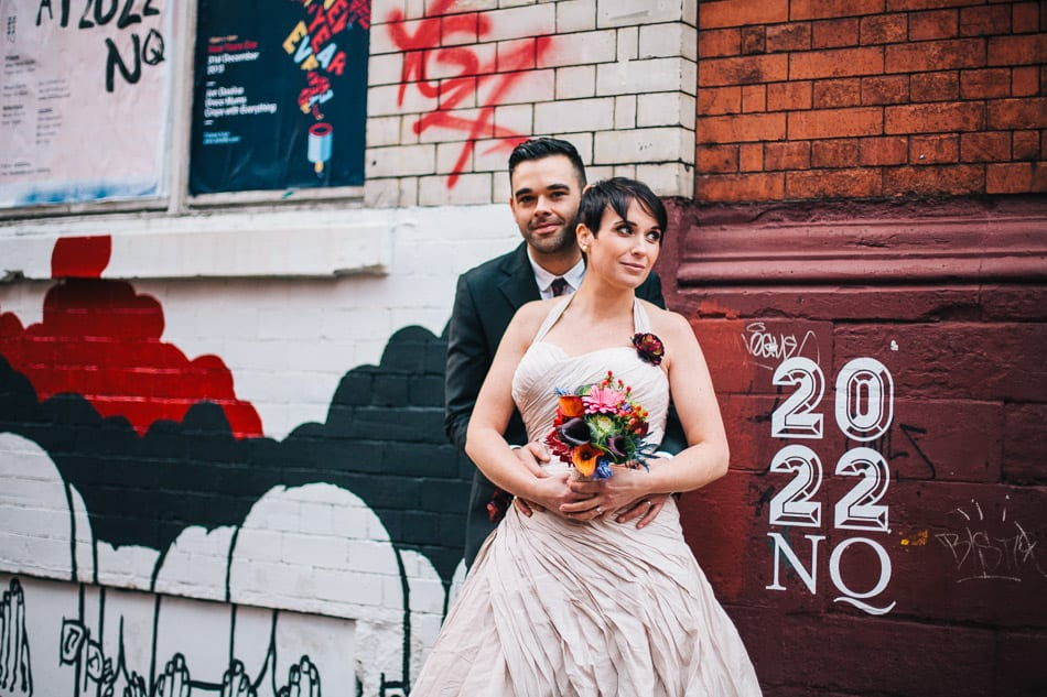 Creative Wedding Photography Manchester Northern Quarter