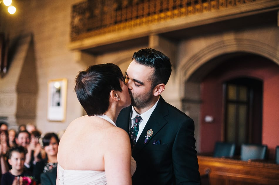 Manchester Town Hall Wedding Ceremonies