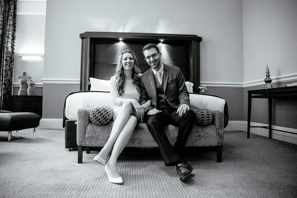 Quirky Wedding Photography Midland Hotel Manchester