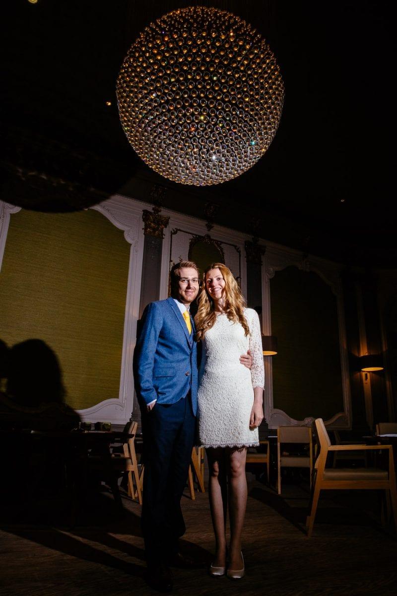 Quirky Wedding Photographer Midland Hotel