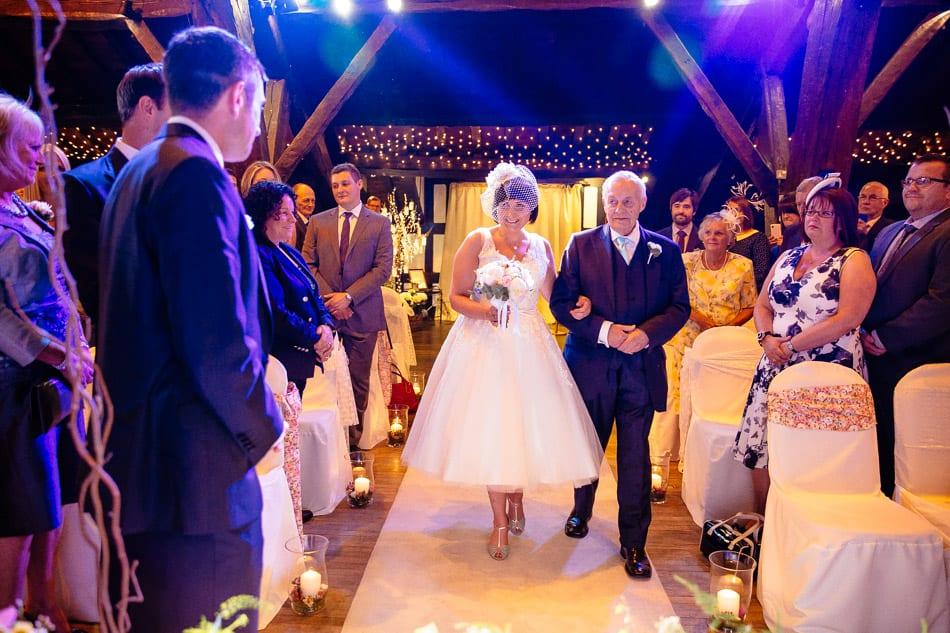 Rivington Hall Barn Wedding Photography