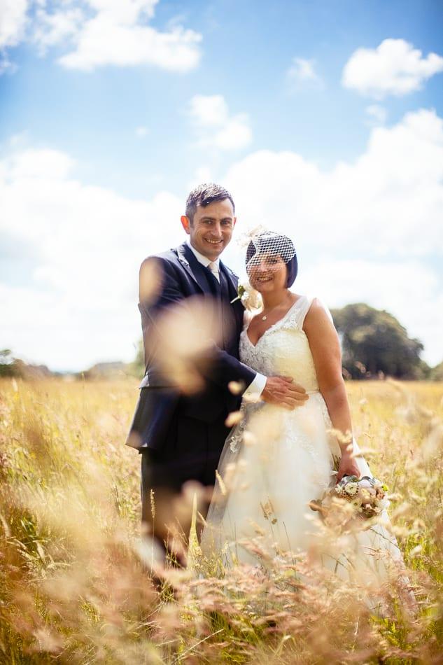 Creative Wedding Photographer Rivington Hall Barn