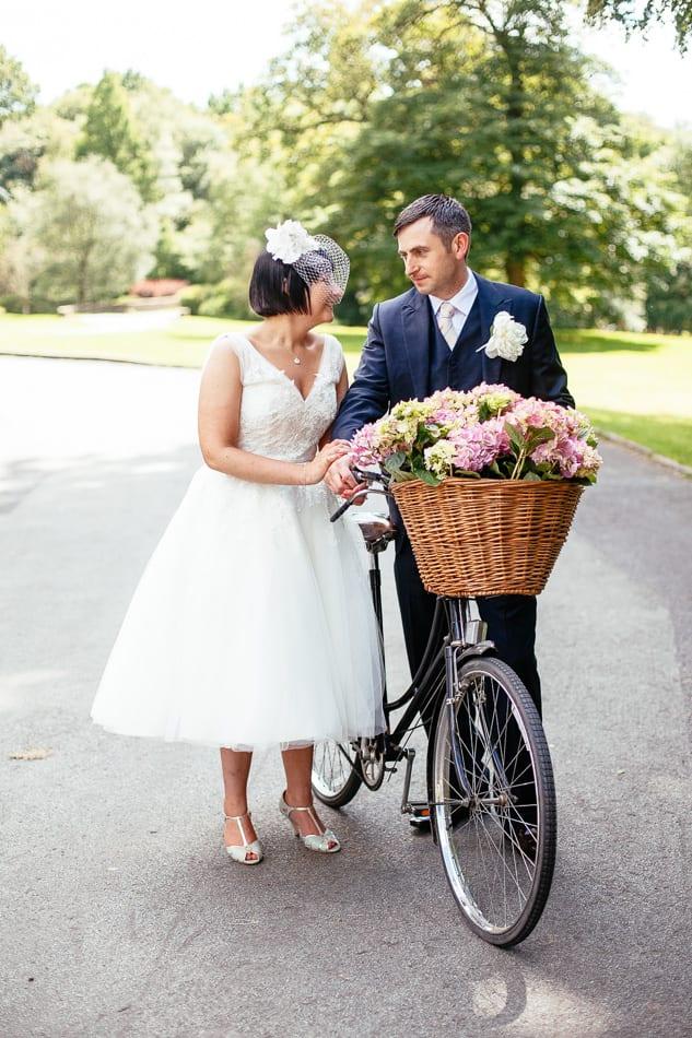 Alternative Wedding Photography Rivington Hall Barn