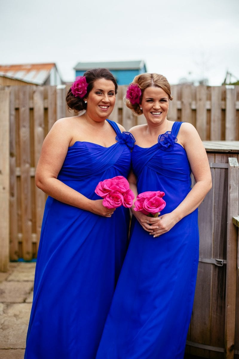 Quirky Wedding Photography North West
