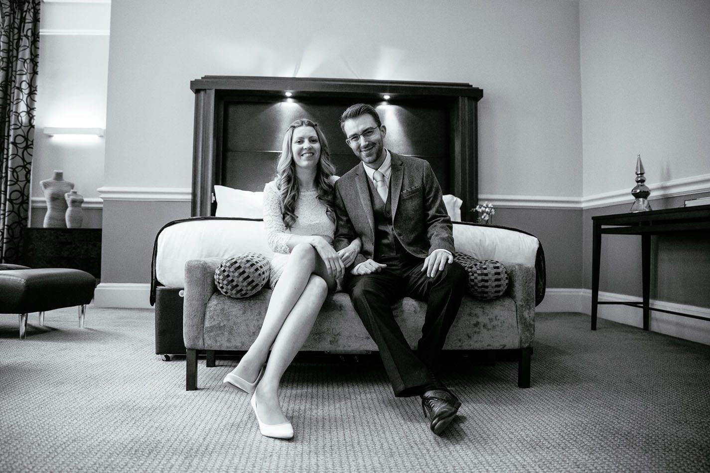 Wedding Photographer Manchester Midland Hotel