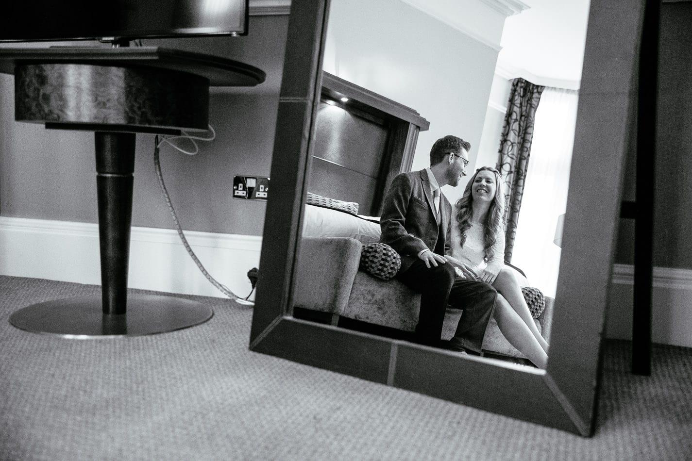 Wedding Photography Midland Hotel
