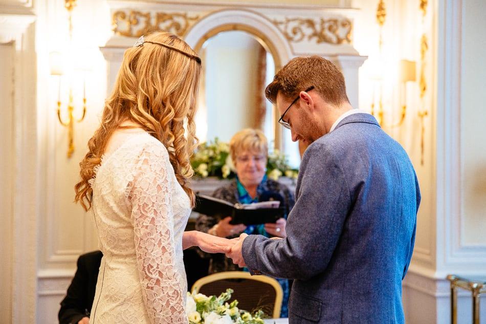 Midland Hotel Wedding Ceremony