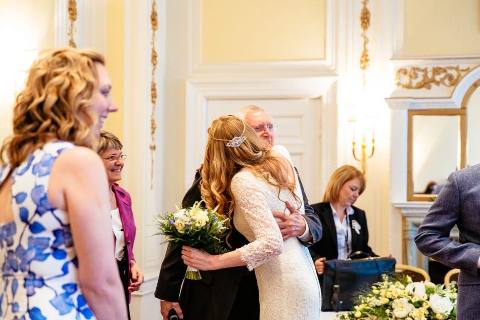 Wedding at Midland Hotel