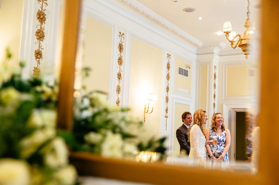 Wedding at The Midland Hotel Manchester