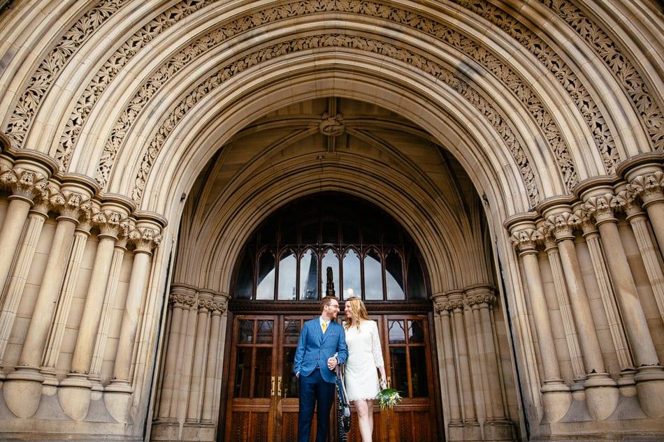Artistic Wedding Photographer Manchester