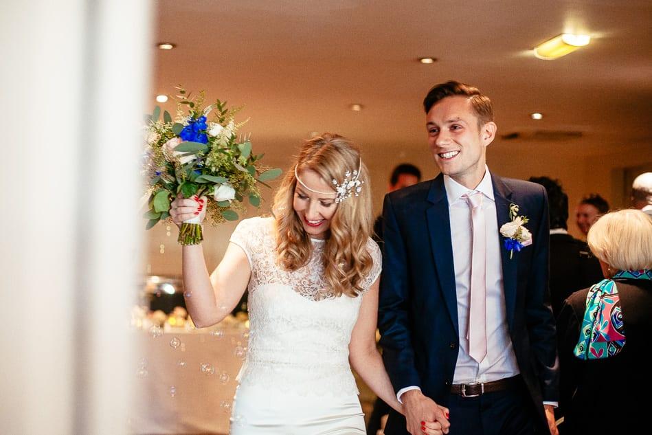 Great John Street Hotel Wedding Photos