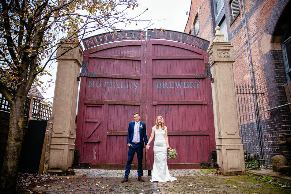 Coronation Street Wedding