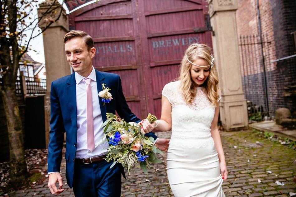 Wedding on Coronation Street