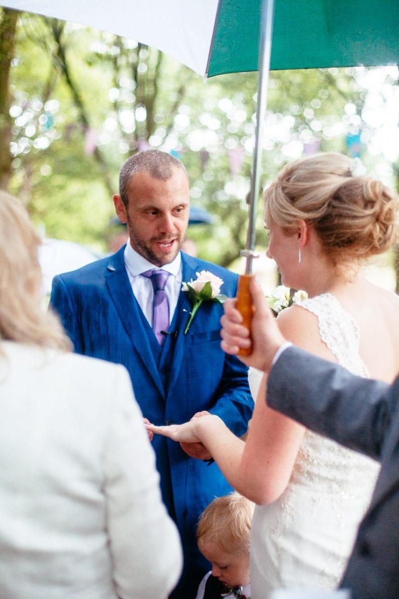 Trafford Hall Wedding