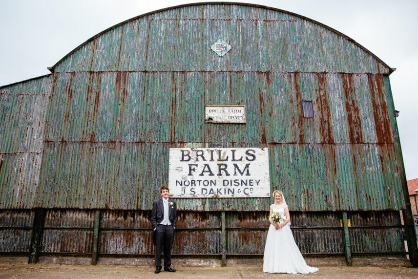 Brills Farm Wedding