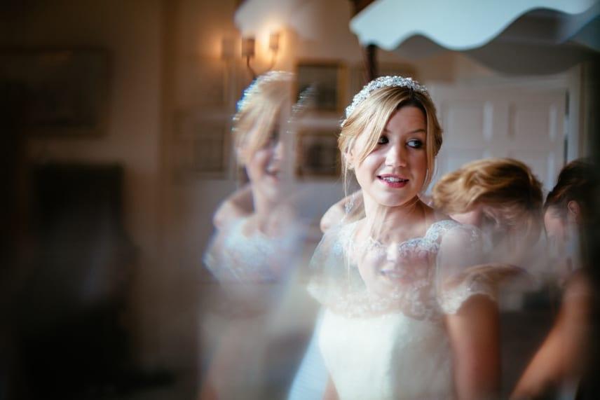 Creative Wedding Photography Iscoyd Park