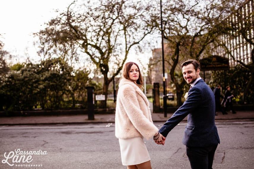 Manchester Alternative Wedding Photographer
