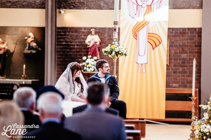 Natural Wedding Photography North West
