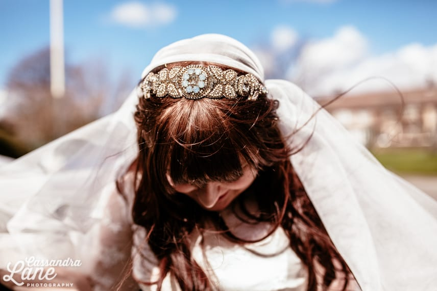 Jenny Packham Bridal Headband