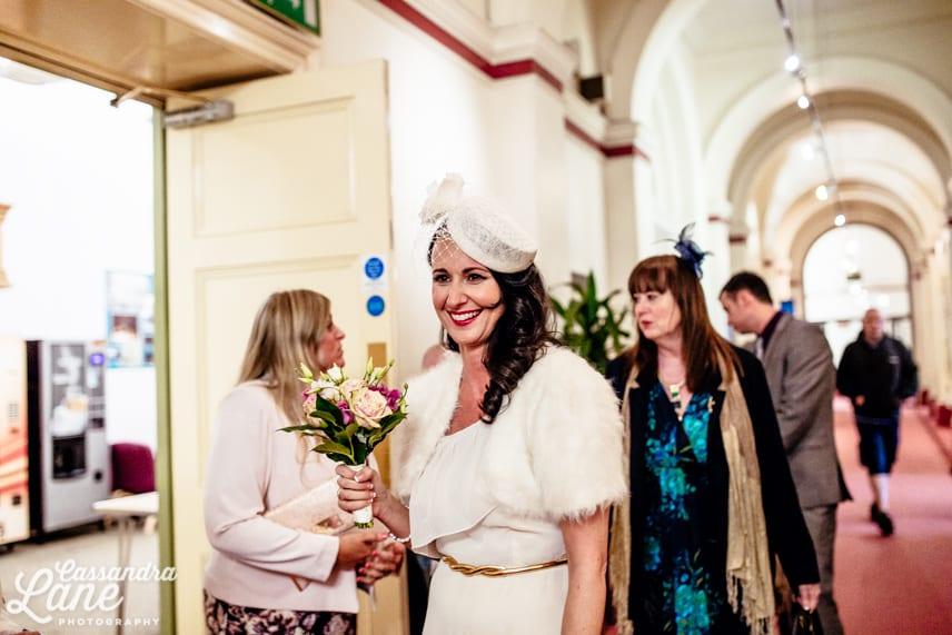 Leeds Town Hall Alternative Wedding Photography