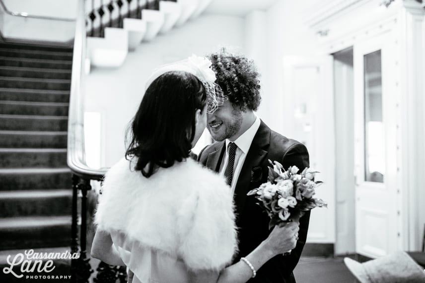 Leeds Town Hall Alternative Wedding Photographer