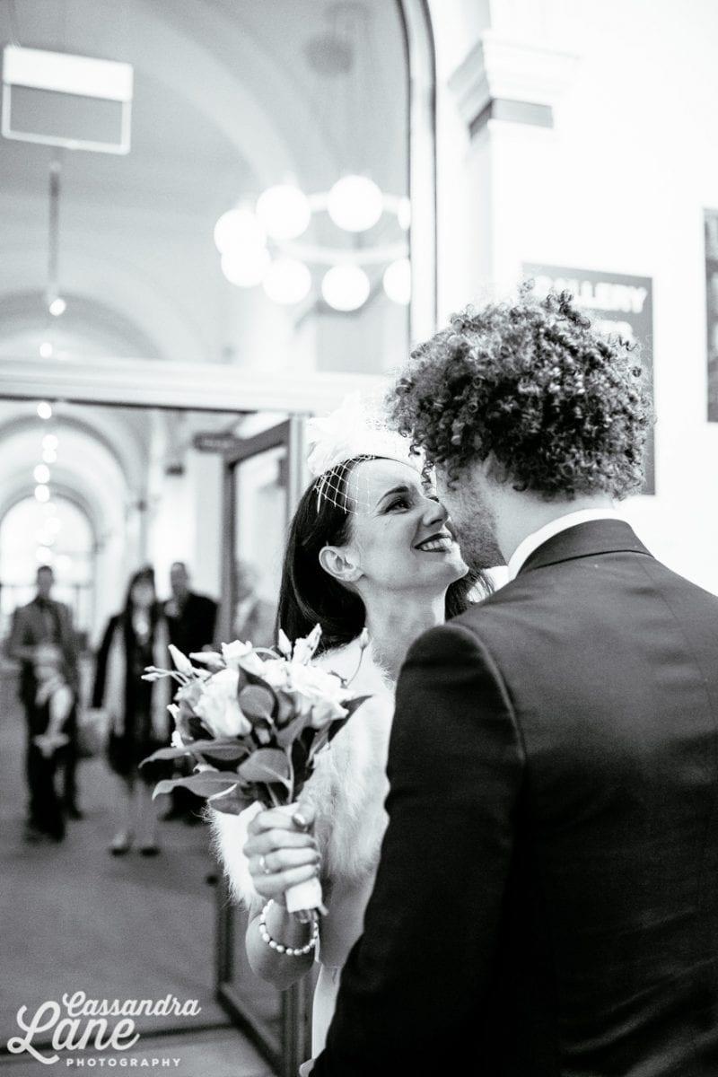 Leeds Town Hall Quirky Wedding Photographer