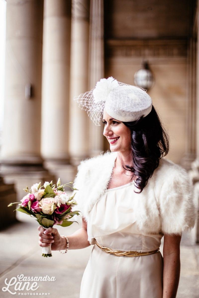Natural Wedding Photography Leeds Town Hall