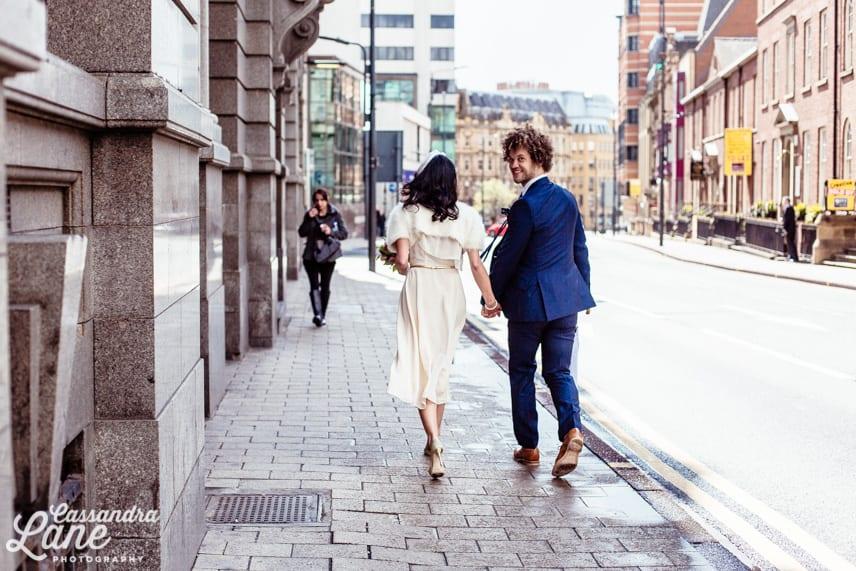 Natural Wedding Photography Leeds