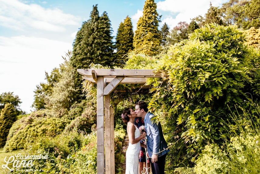 Elopement at Lindeth Fell Country House