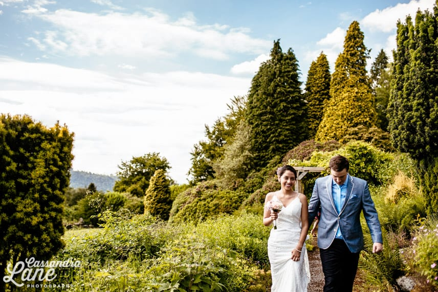 Elopement Lindeth Fell Country House