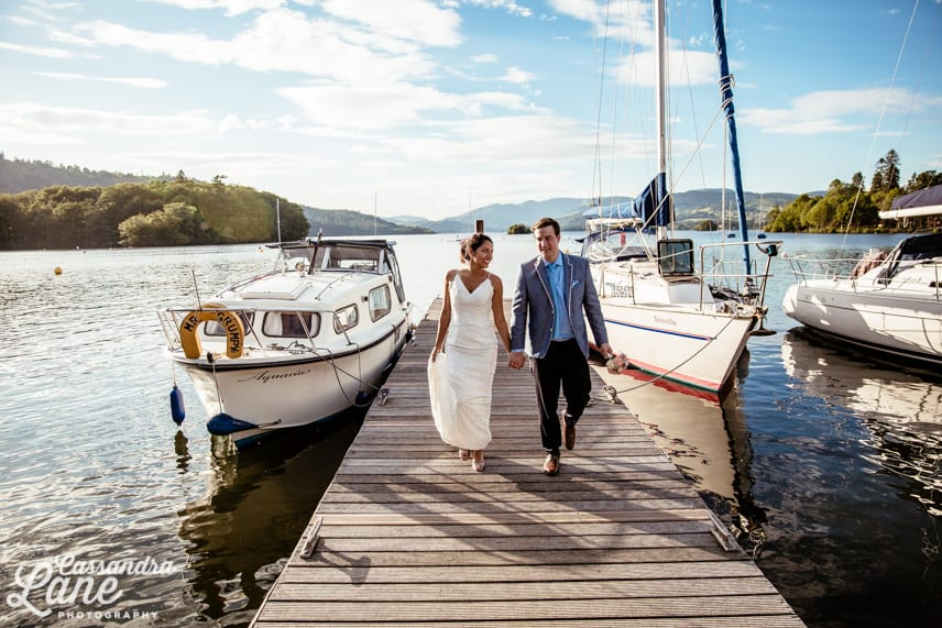 Elopement in Bowness